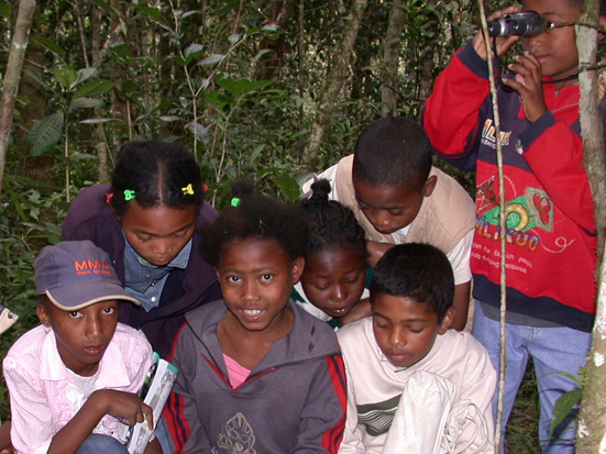 Mitsinjo's environmental education program