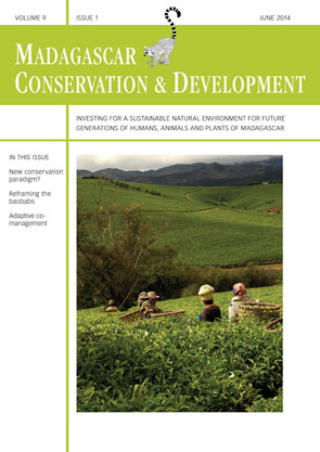 Madagascar Conservation & Development Volume 9|Issue 1