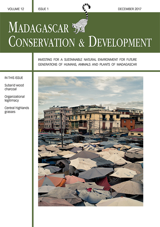 Madagascar Conservation & Development Volume 12, Issue 1